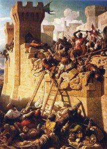 religious 7 crusades