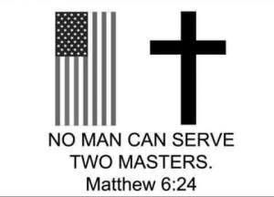 serve 2 masters